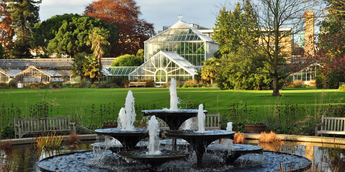 Cambridge University Botanic Garden Great Days Out